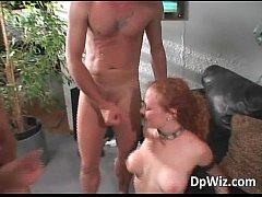 Смотреть порнуху нассал в пизду
