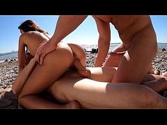 Порно ролики любительские пикап замужней