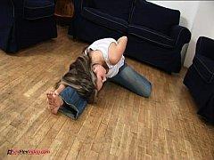 Секс С Гимнасткой В Душе